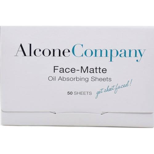 Alcone Company Face-Matte Sheets