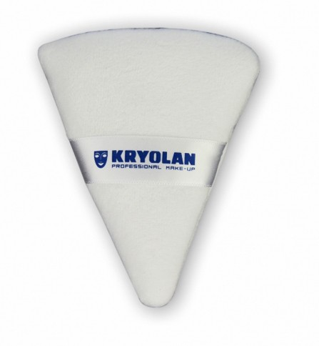 Kryolan Triangular Powder Puff
