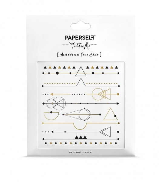PAPERSELF Tattoo - Constellations