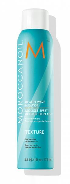 Moroccanoil - Texture Beach Wave Mousse 175 ml