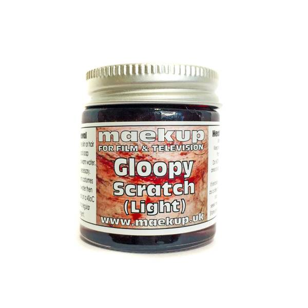 maekup - Gloopy Scratch Blood (Light) 30g