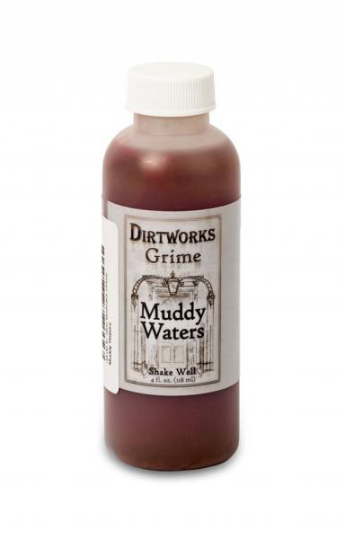 Skin Illustrator Grime MUDDY WATERS 4oz