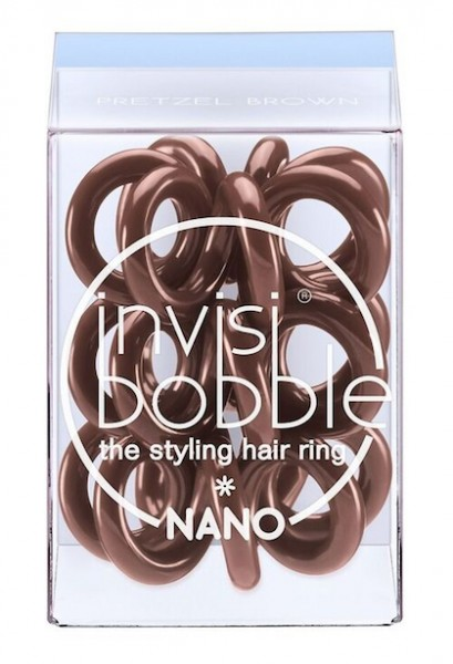 invisibobble NANO - Pretzel Brown