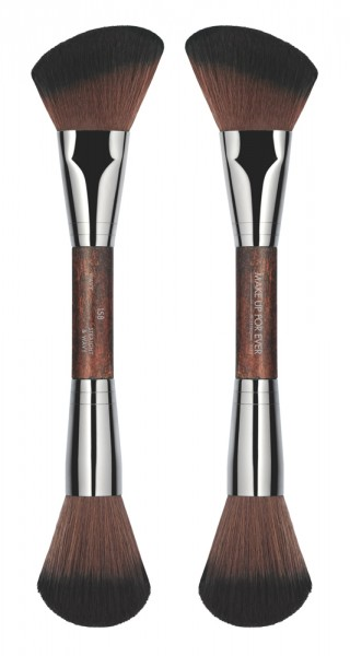 MAKE UP FOR EVER Double-Ended Sculpting Brush - 158