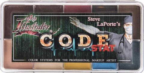 """Skin Illustrator Palette """"Code Stat"""""""