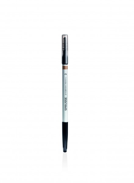 UND GRETEL SPRUSSE eyebrow pencil - 2 - Warm Brown
