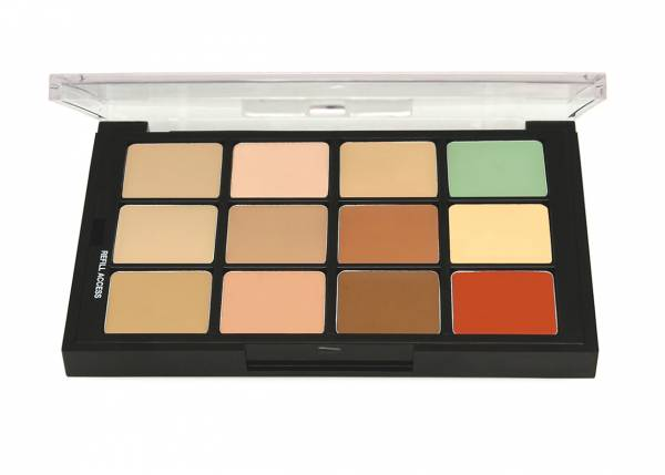 Ben Nye Studio Color Palette - Concealers & Adjusters STP-15