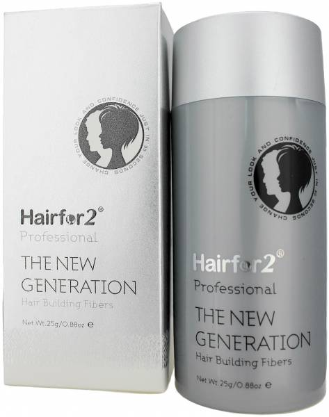 HairFor2 Hair Fibers - Streuhaar 25g