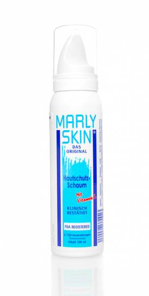 Marly Skin® Original Hautschutzschaum 100ml