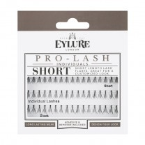 Eylure Individual Lashes Black Short