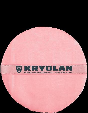 Kryolan Puderquaste rosa 10cm