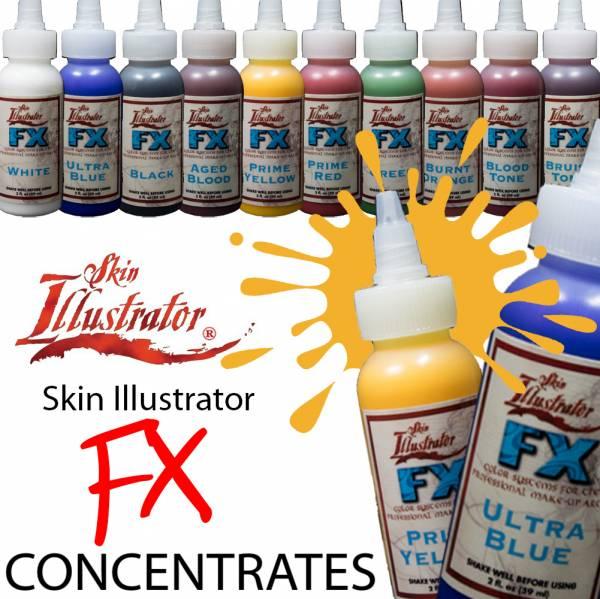 Skin Illustrator FX CONCENTRATES 2oz