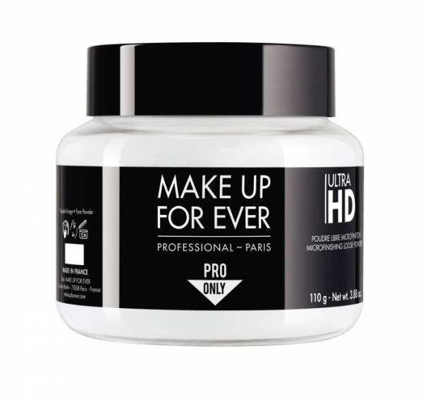 MAKE UP FOR EVER Ultra HD Loose Powder 110g Pro Only