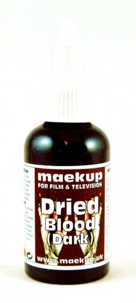maekup - Dried Blood (Dark) 50ml