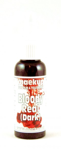 maekup - Bloody Real Blood (Dark) 30ml