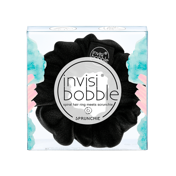Invisibobble - Sprunchie -True Black