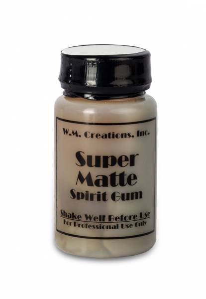 W. M. Creations, Inc - Super Matte Xtra Hold Spirit Gum Mastix 2oz