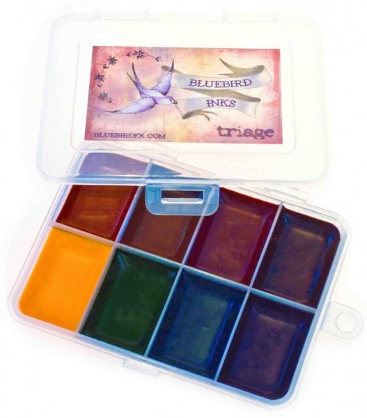 bluebird fx - TRIAGE Palette