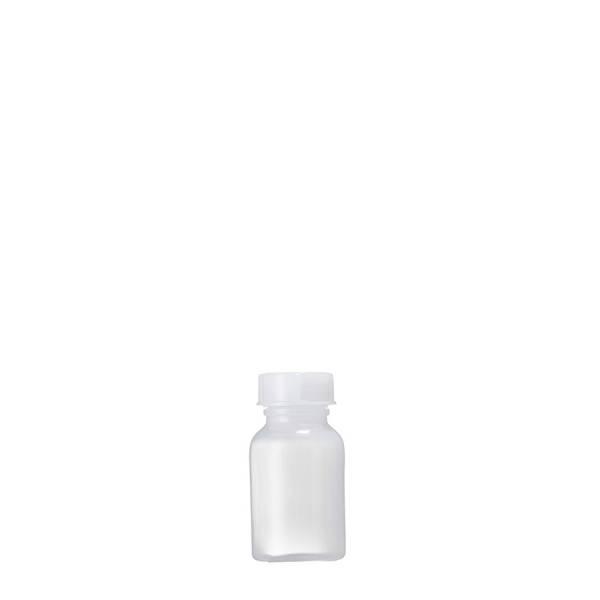 Rotert Weithalsflasche LDPE 100ml