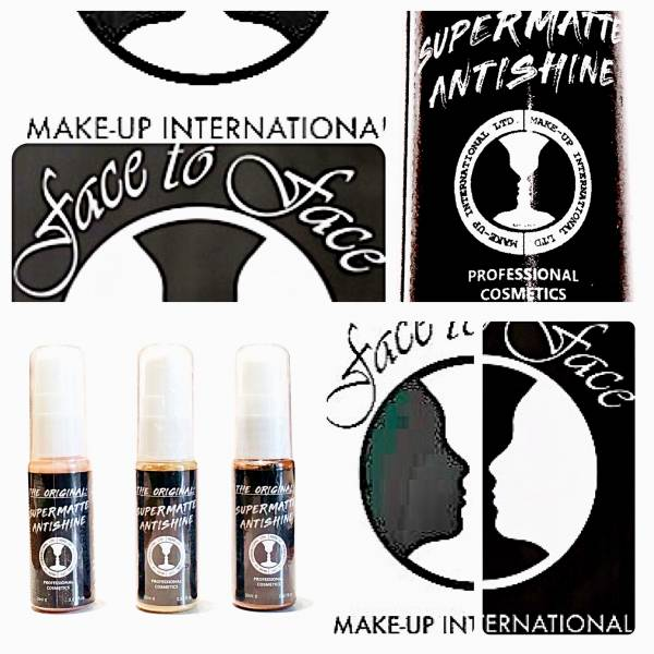Make up International - Supermatte Antishine