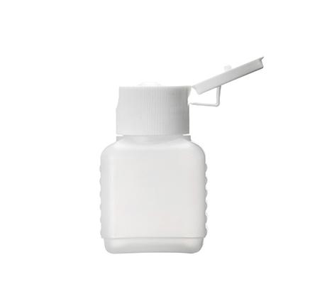Rotert Vierkantflasche HD-PE, 50 ml natur