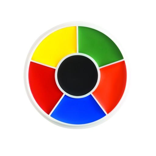 Ben Nye Rainbow Wheel - RW