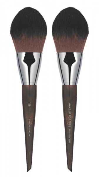 MAKE UP FOR EVER Precision Powder Brush - 128