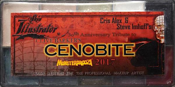 """Skin Illustrator Palette """"Cenobite"""""""