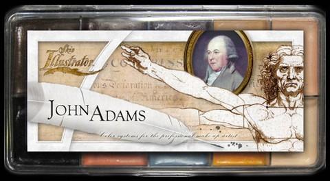 "Skin Illustrator Palette ""John Adams"""