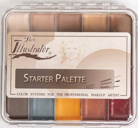 """Skin Illustrator """"Student Starter"""" On Set Palette"""
