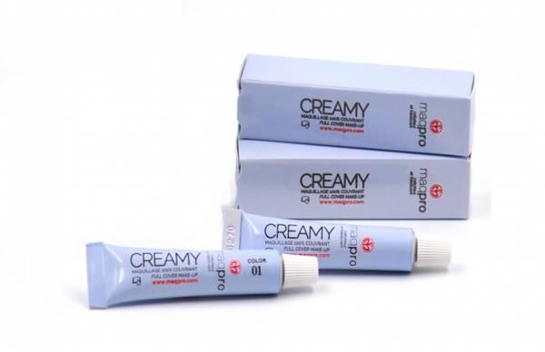 maqpro CREAMY Tubes 5ml
