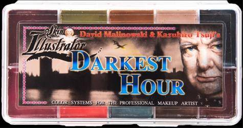 "Skin Illustrator Palette ""The Darkest Hour"""