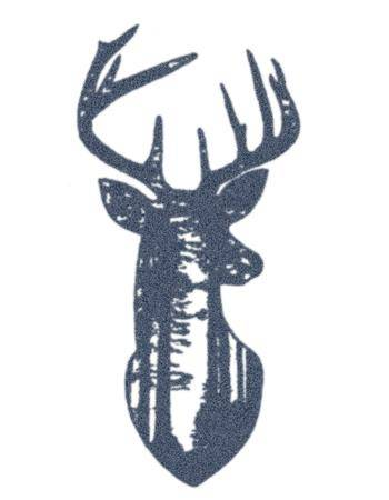 Tattooed Now! Temporary Tattoo - Deer Silhouette