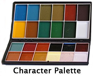 W. M. Creations, Inc. - Stacolor Palette Character