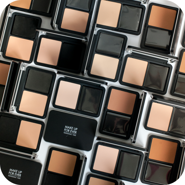 MAKE UP FOR EVER - MATTE VELVET SKIN POWDER FOUNDATION