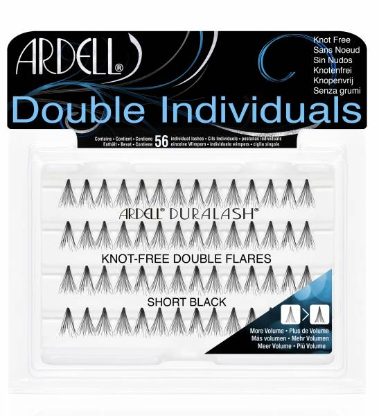 ARDELL Duralash Double Individuals - Short Black