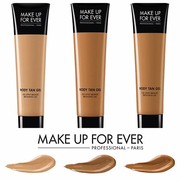 MAKE UP FOR EVER Body Tan Gel