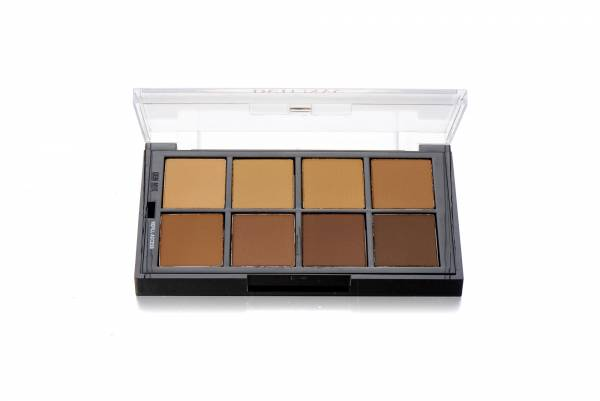 Ben Nye Studio Color Palette - Mojave Pressed Powders STP-55