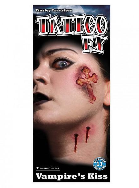 Tinsley Tattoo FX - Vampire´s Kiss