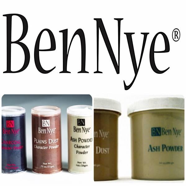 Ben Nye Character Powders .09oz - 3.5oz - 6oz