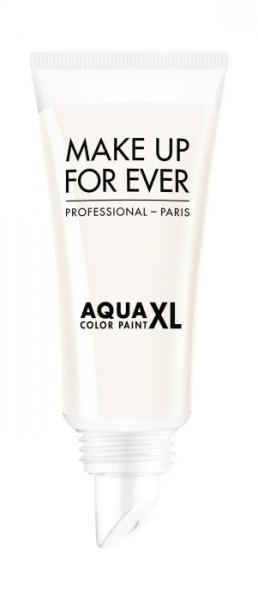 MAKE UP FOR EVER Aqua XL Color Paint - Lustrous White L-14