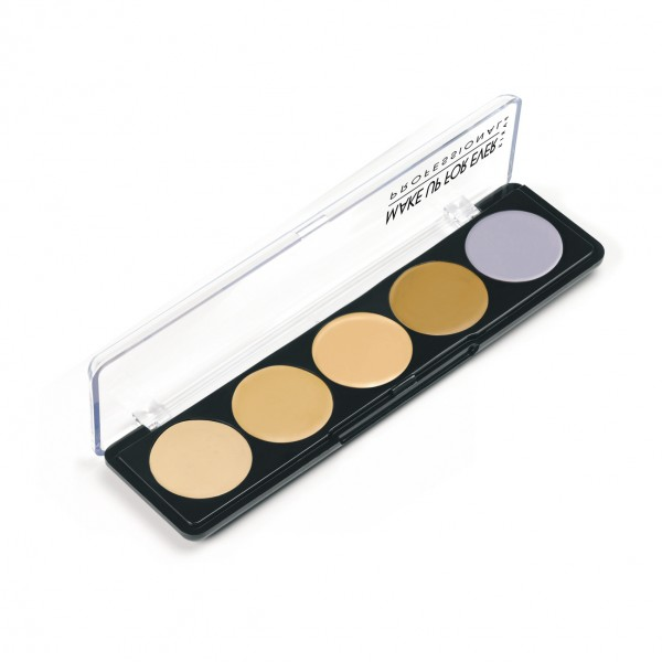 MAKE UP FOR EVER Camouflage Creme Palette - 2