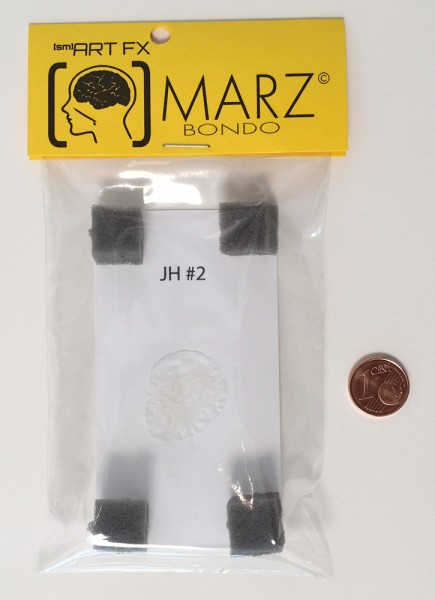 [sm]ART FX MARZ Bondo - Single Bullet Hole - JH #2