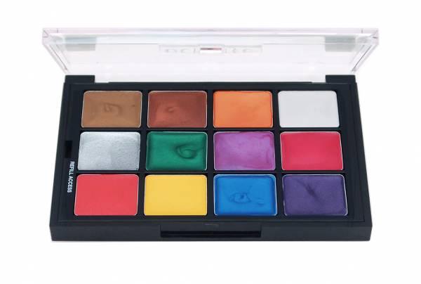Ben Nye Studio Color Palette - Lumiére Creme STP-21