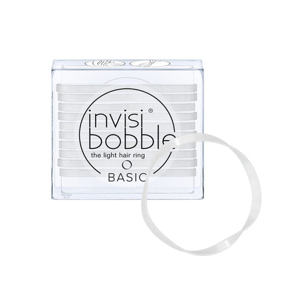 Invisibobble - Basic - Crystal Clear