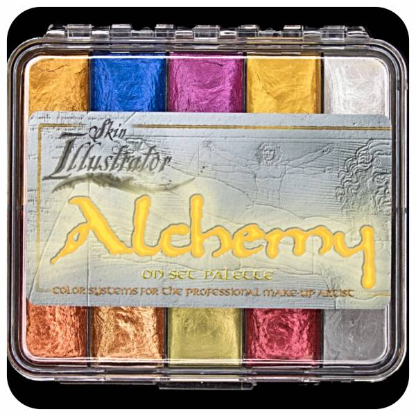 "Skin Illustrator ""Alchemy"" On Set Palette"