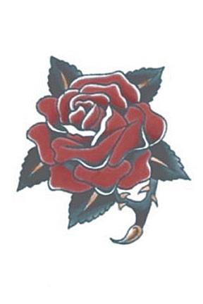 Tinsley Transfers Vintage 1940´s Rose
