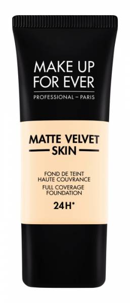 MAKE UP FOR EVER - MATTE VELVET SKIN FLUID FOUNDATION
