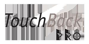 TouchBack Pro