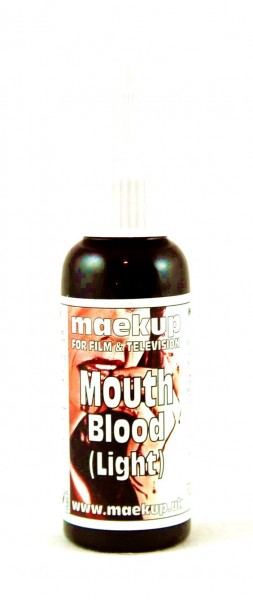 maekup - Mouth Blood (Light) 30ml